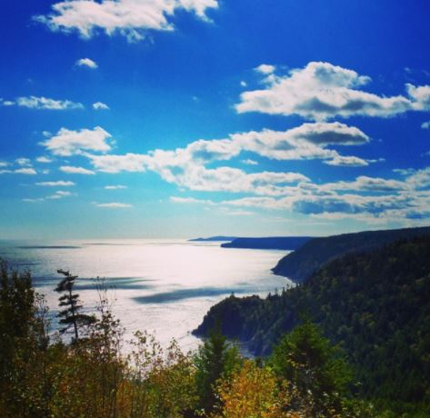 Best picnic spots in every Canadian province. Fundy Trail Parkway