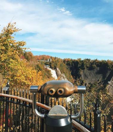 Best picnic spots in every Canadian province. Parc de la Chute-Montmorency, Quebec